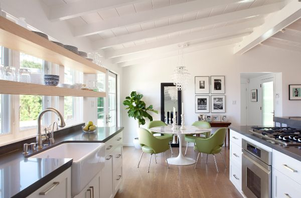 Ranch House Renovation With Stunning Views Marin Bungalow Ranch House Remodel Home Remodeling Bungalow Design
