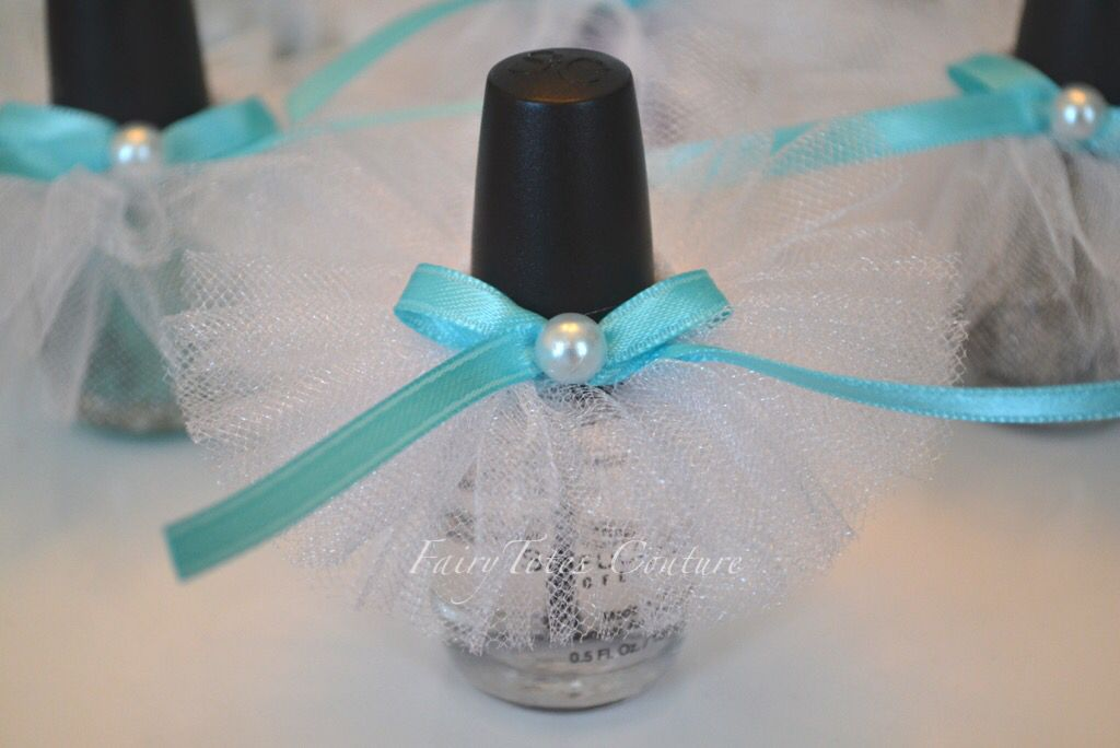 Breakfast at Tiffany\'s Nail Polish Tutus (Shorter Style) - Breakfast ...