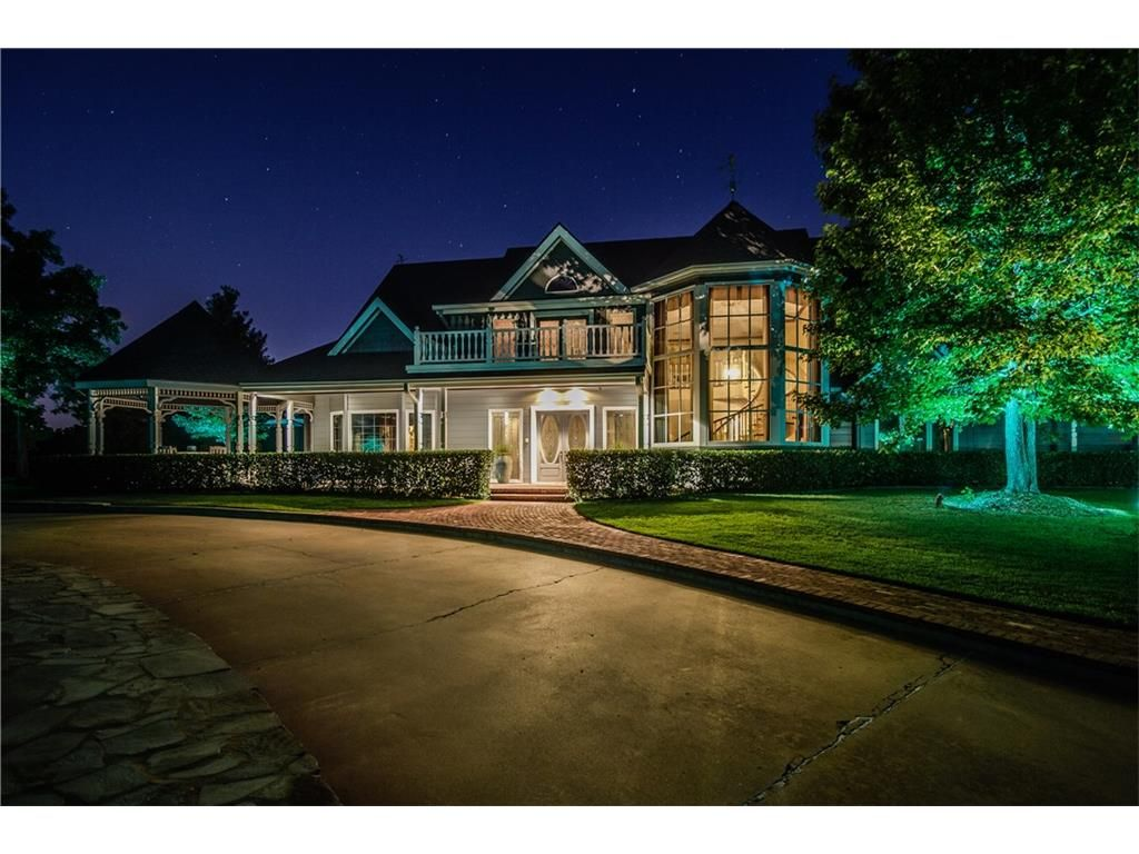 Most expensive home for sale in okc today real estate for Oklahoma home builders