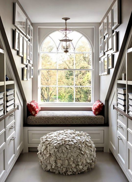 Decorating Ideas For A Dormer Bedroom Nook Bedroom Window Seat