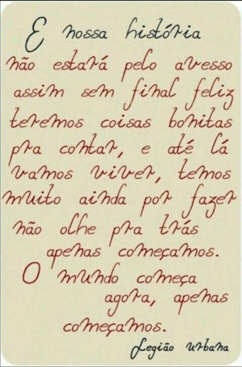 Renato Russo Amor Incondicional Frases Quotes E Music Quotes