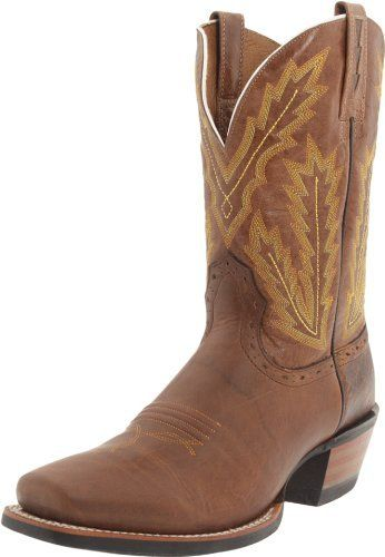 Ariat Men's Adriano Moraes Bull Rider Boot Ariat. $149.95. Goodyear leather  welt. leather