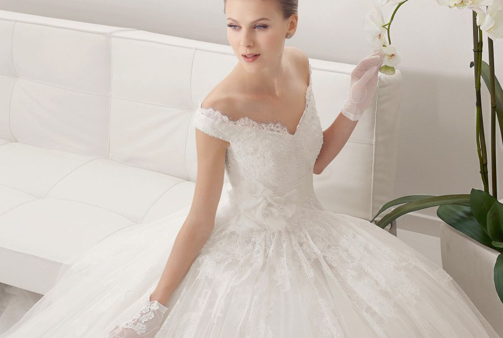 Alma Novia Wedding Dresses 2012