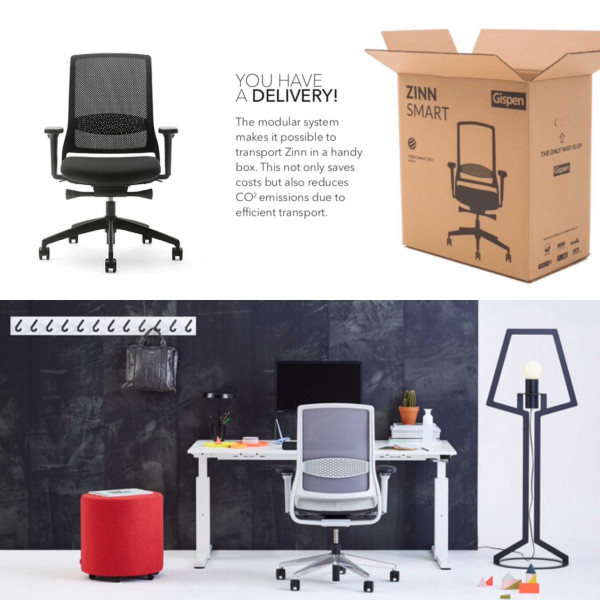 Gispen Zinn Bureaustoel.Pin Op Design Werkplek Thuis