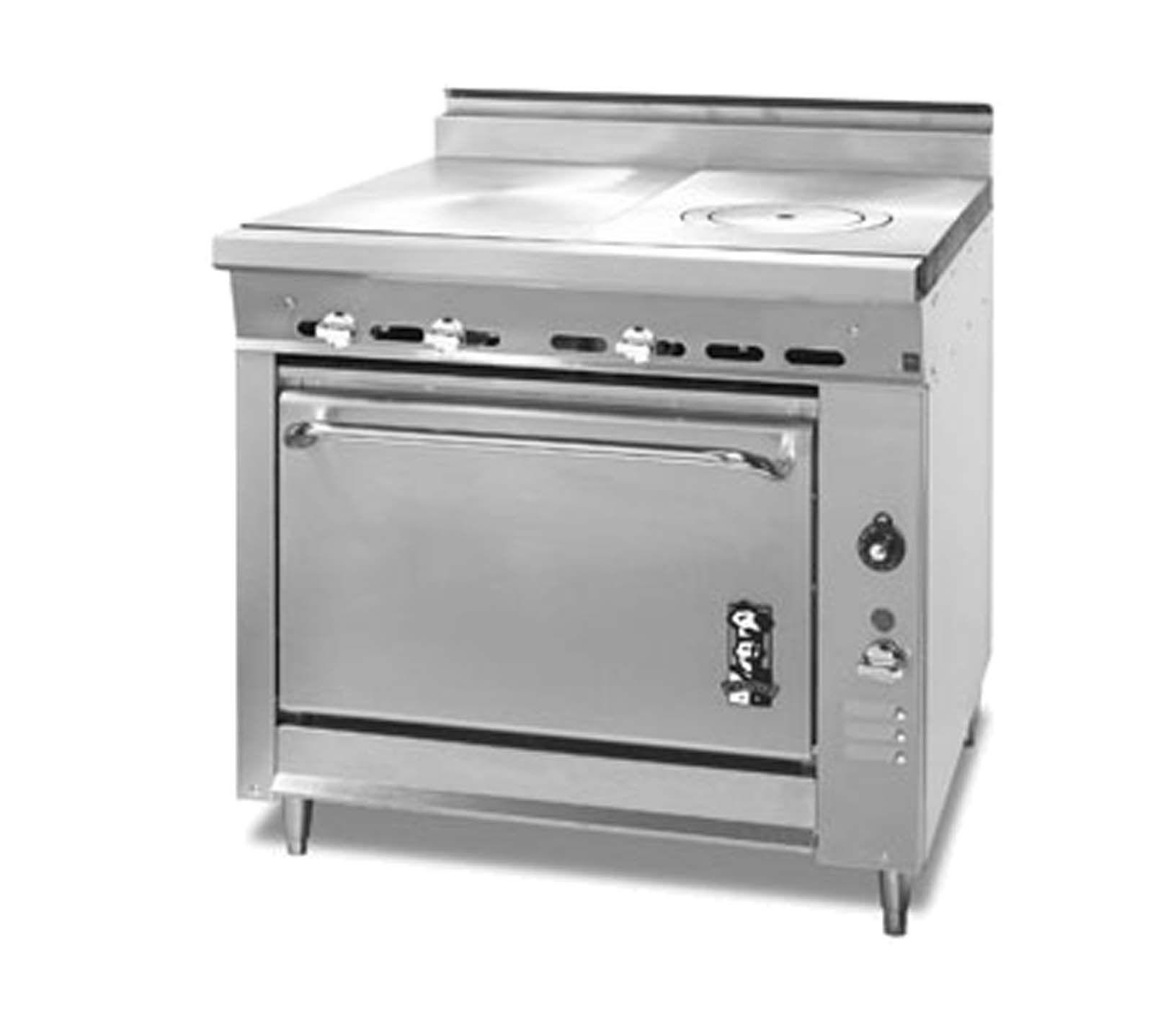Montague French Top Range French Top Kitchen Appliances Kitchen