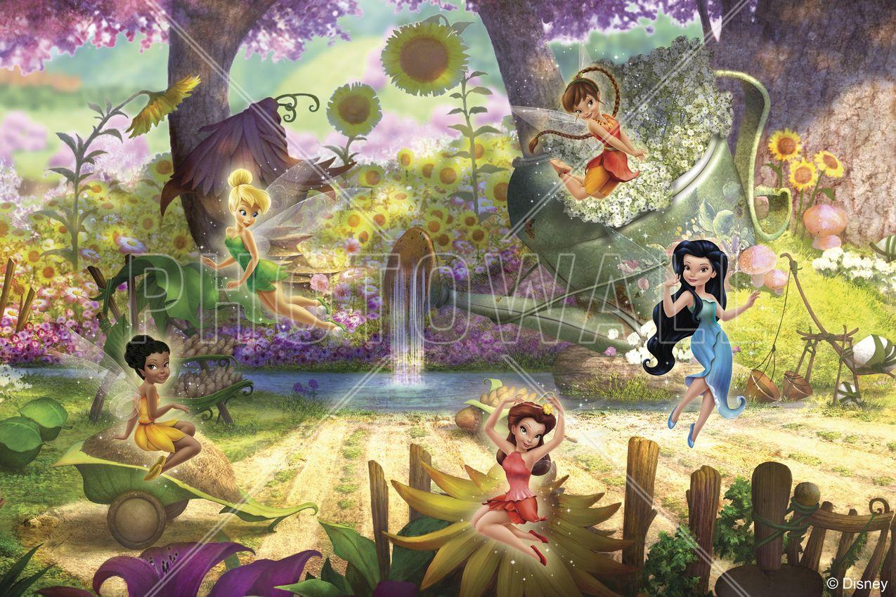 Disney Fairies Wallpaper Wall Murals