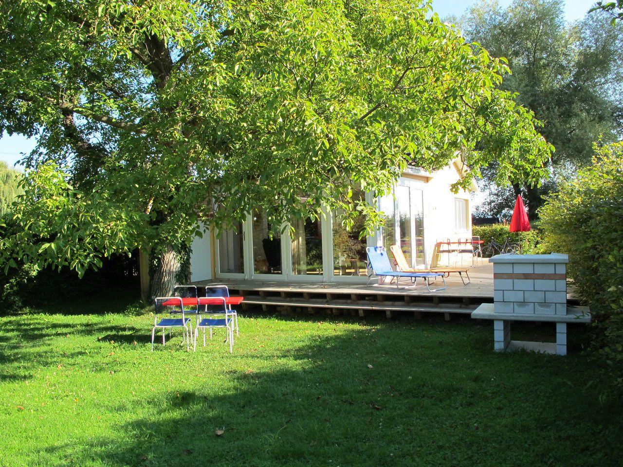 Gemütliches Ferienhaus mit modernen Komfort, Garten und