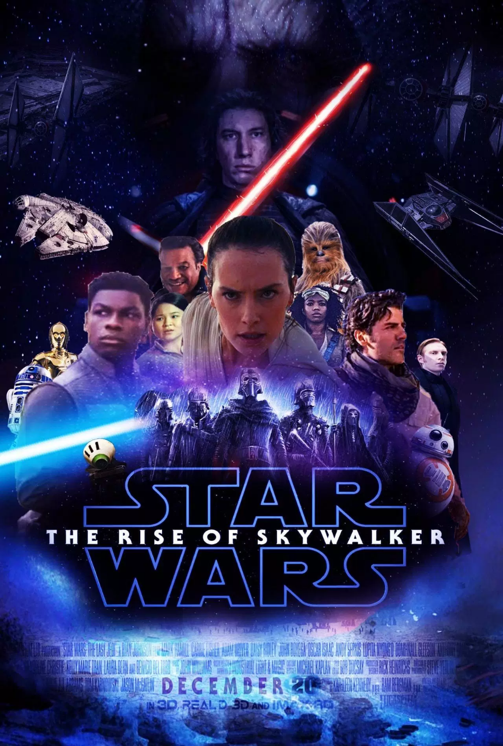 Star Wars Episode Ix The Rise Of Skywalker Lovely Wallpapers