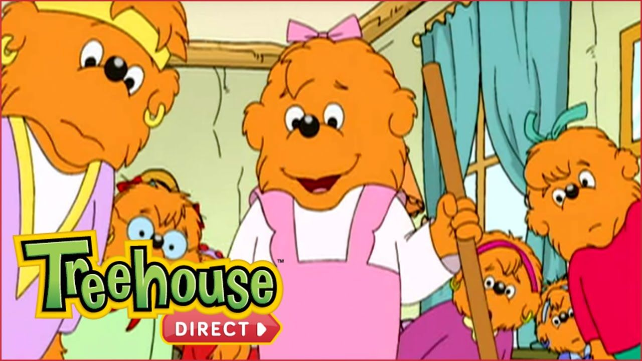 berenstain bears homework hassle 1 2