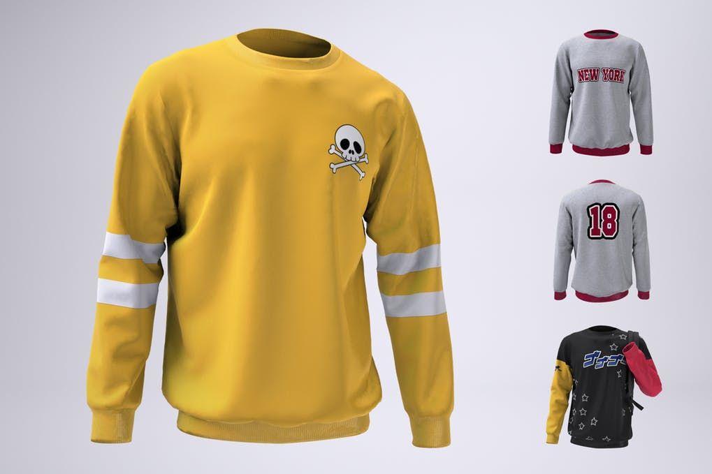 Download 25 Modish Sweatshirt Mockup Psd Templates Mockuptree In 2020 Sweatshirts Hoodie Mockup Hoodie Mockup Free