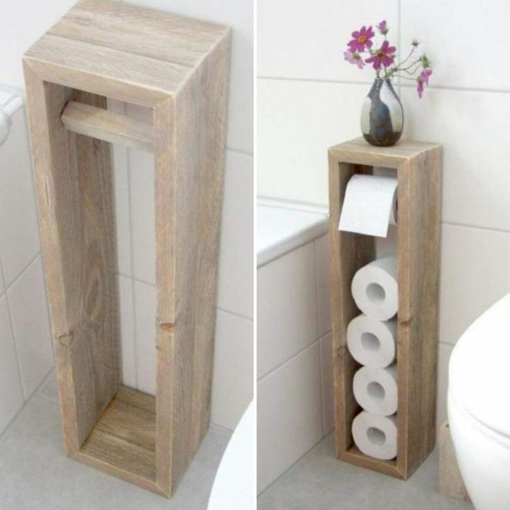 18 diy projects House bathroom ideas