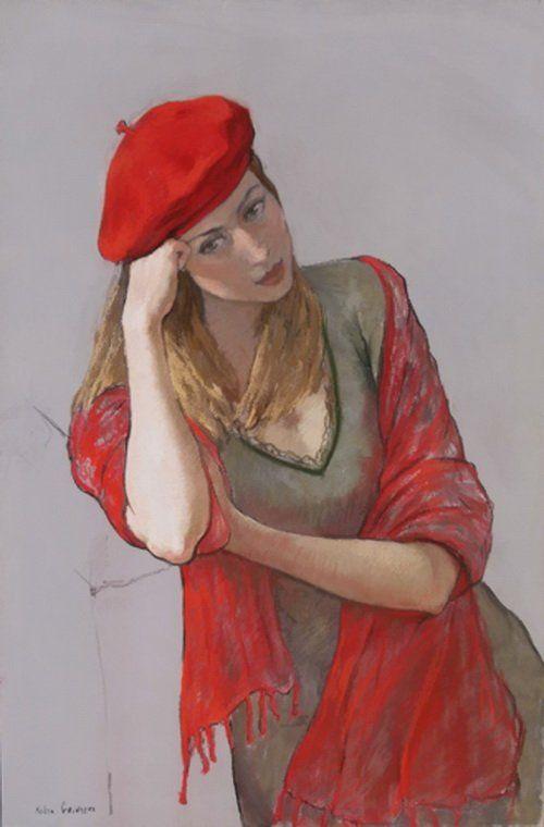 Katya Gridneva (Ukraine, born 1965)
