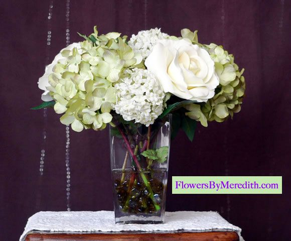 This is an arrangement of silk flowers that can be found on flowers by meredith in union nj designs high quality custom silk flower arrangements in nj for weddings events home and businesses mightylinksfo