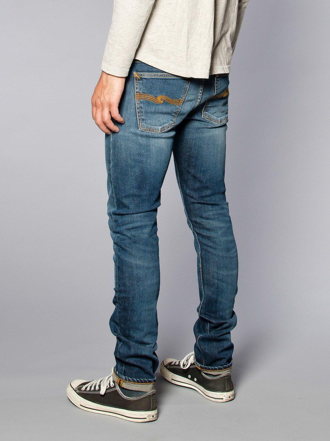 Tube Tom Blue Nights - Nudie Jeans Co Online Shop  70d752659