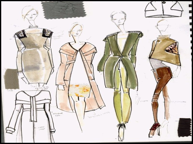 Fresh How To Draw Like A Fashion Designer Book