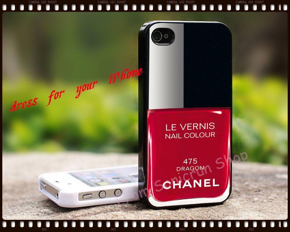 Excepcional Uñas Chanel Pirata Esmalte Contra Dragón Composición ...