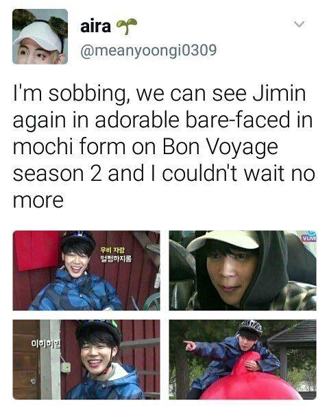1 156 Likes 6 Comments Yoonmin Btsmemes Bts Memes Vines On Instagram Mochi I Can 39 T Wait Bts Memes Bts Jimin Bts Funny
