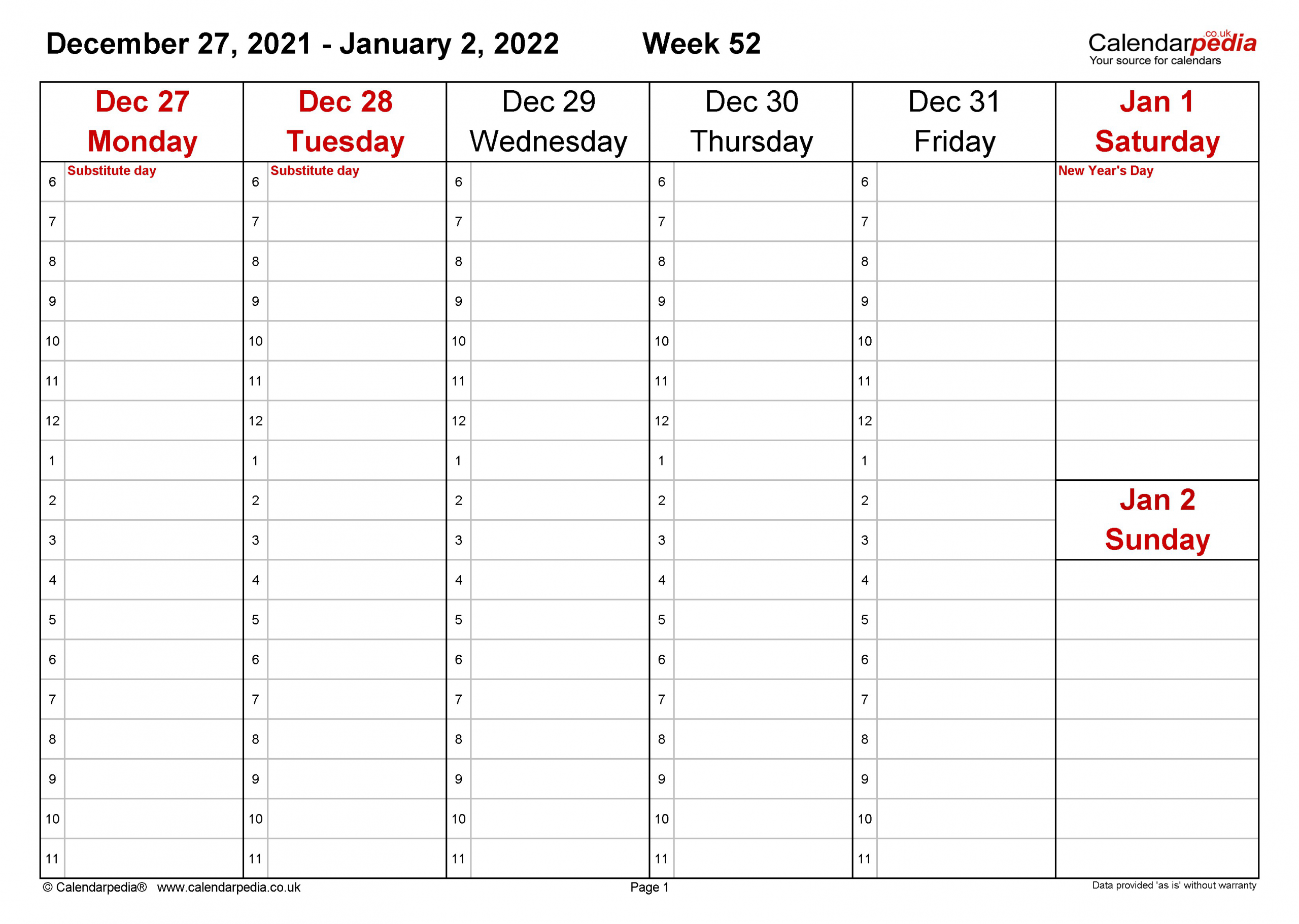 Weekly Calendar 2022 Uk Free Printable Templates For Excel Weekly Calendar 2021 Uk Free Printable Templates For Excel 2021