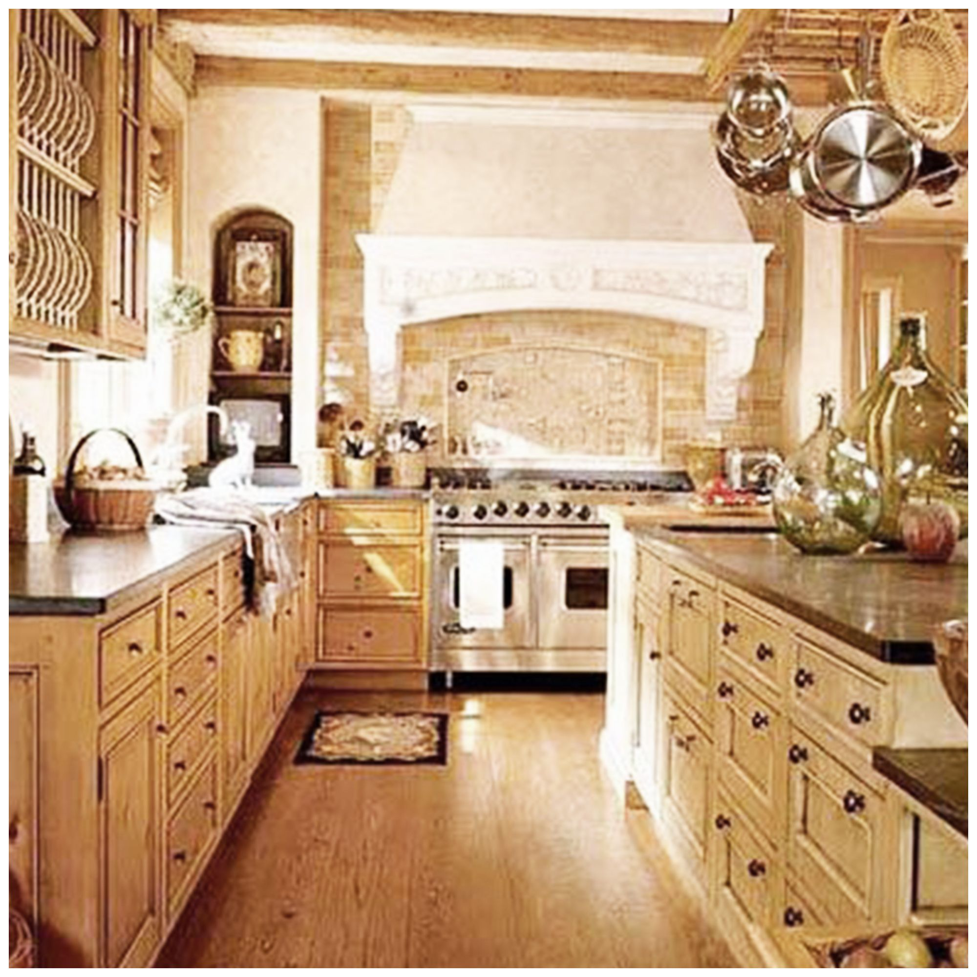 20 Romantic Italian Kitchen Design Ideas You Ll Probably Like In 2020 Italian Style Kitchens Tuscan Kitchen Tuscan Decorating