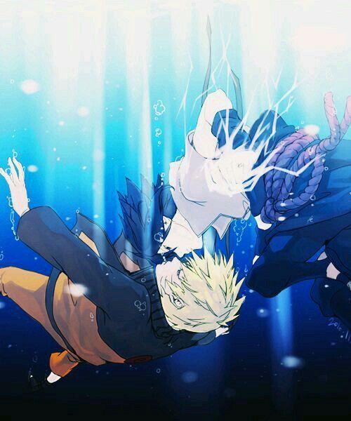 Narusasu Naruto X Sasuke Love Kiss Cute Best Friend