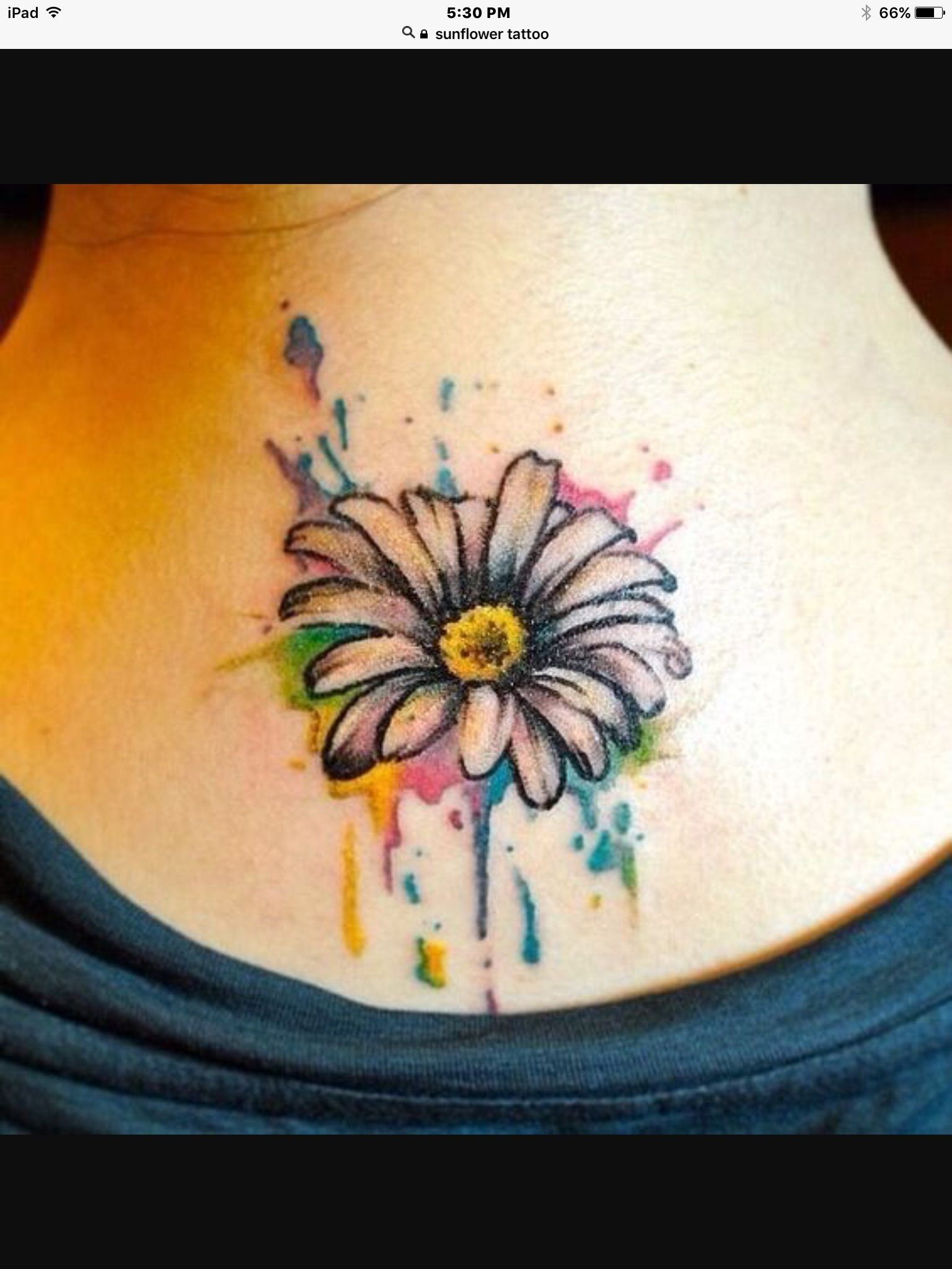 Pin By Evermore Ink On Tattoo Ideas Pinterest Tattoos Daisy