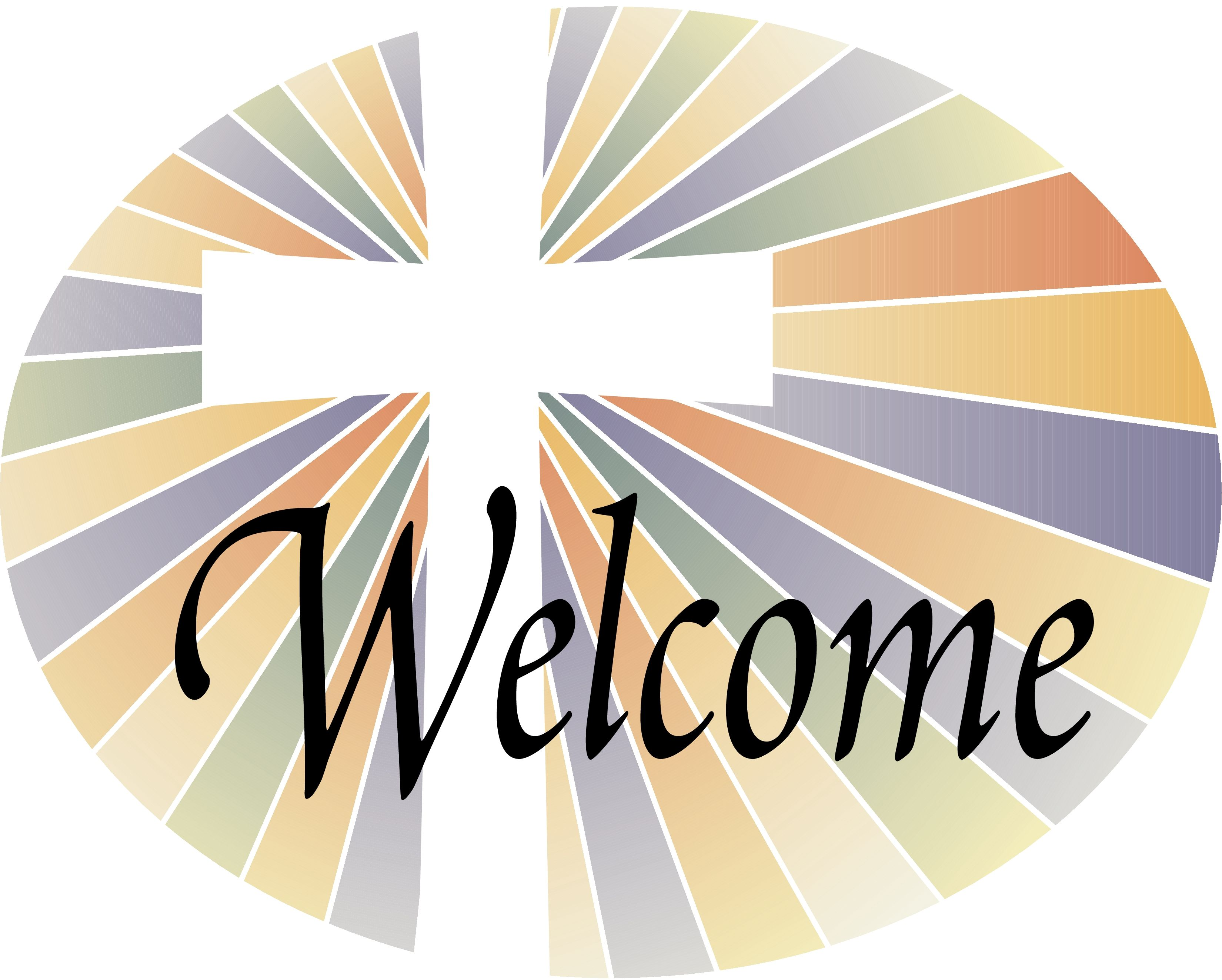 free christian welcome clipart [ 3300 x 2646 Pixel ]