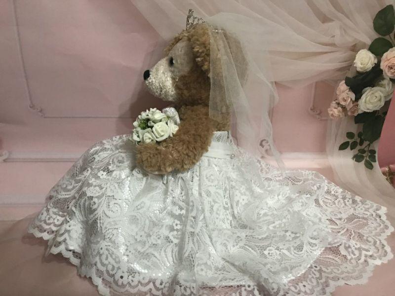 Photo of Duffy L Size Plush Wedding Dress