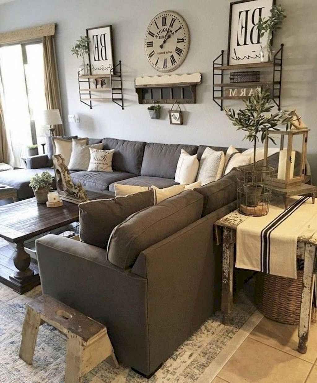32 Romantic Shabby Chic Living Room Decor Ideas Domakeover Com Living Room Design Decor Farmhouse Decor Living Room Minimalist Living Room Decor