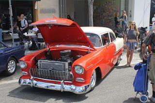 Texas Classic Chevy Experience Car Show Photos El Segundo Car Show - El segundo car show