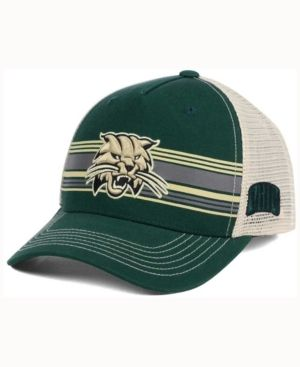 Top of the World Ohio Bobcats Sunrise Adjustable Cap - Green Adjustable