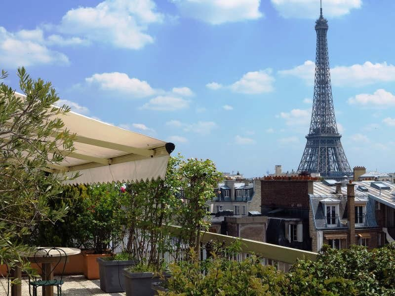 Vente de prestige appartement terrasse et jardin paris for Appartement paris terrasse
