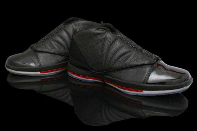 029fa61a3932 Air Jordan 16 Black Red  95.99