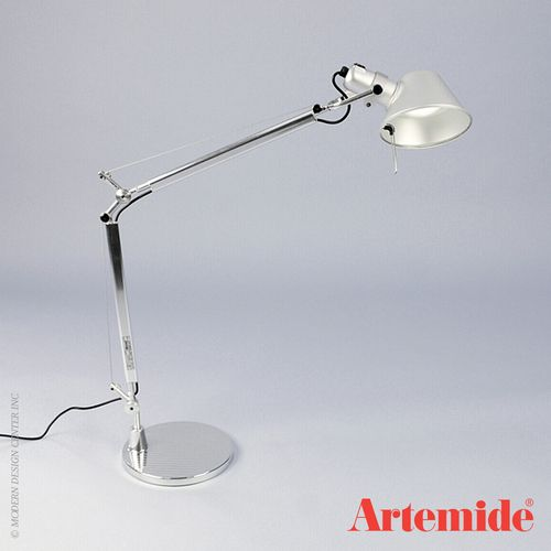 Artemide Tolomeo Mini Led Table Lamp Lamp Tolomeo Lamp