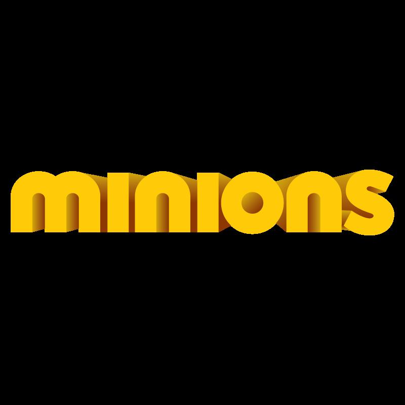 Https Www Seeklogo Net Wp Content Uploads 2015 07 Minions Film Logo Png Estampas De Blusas Minions Png