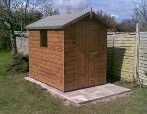 how to build shed foundation – what are your options? | storage