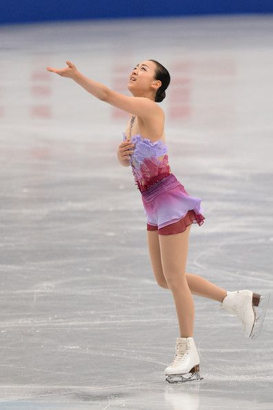 Mao Asada - 82nd All Japan Figure Skating Championships: Day 2