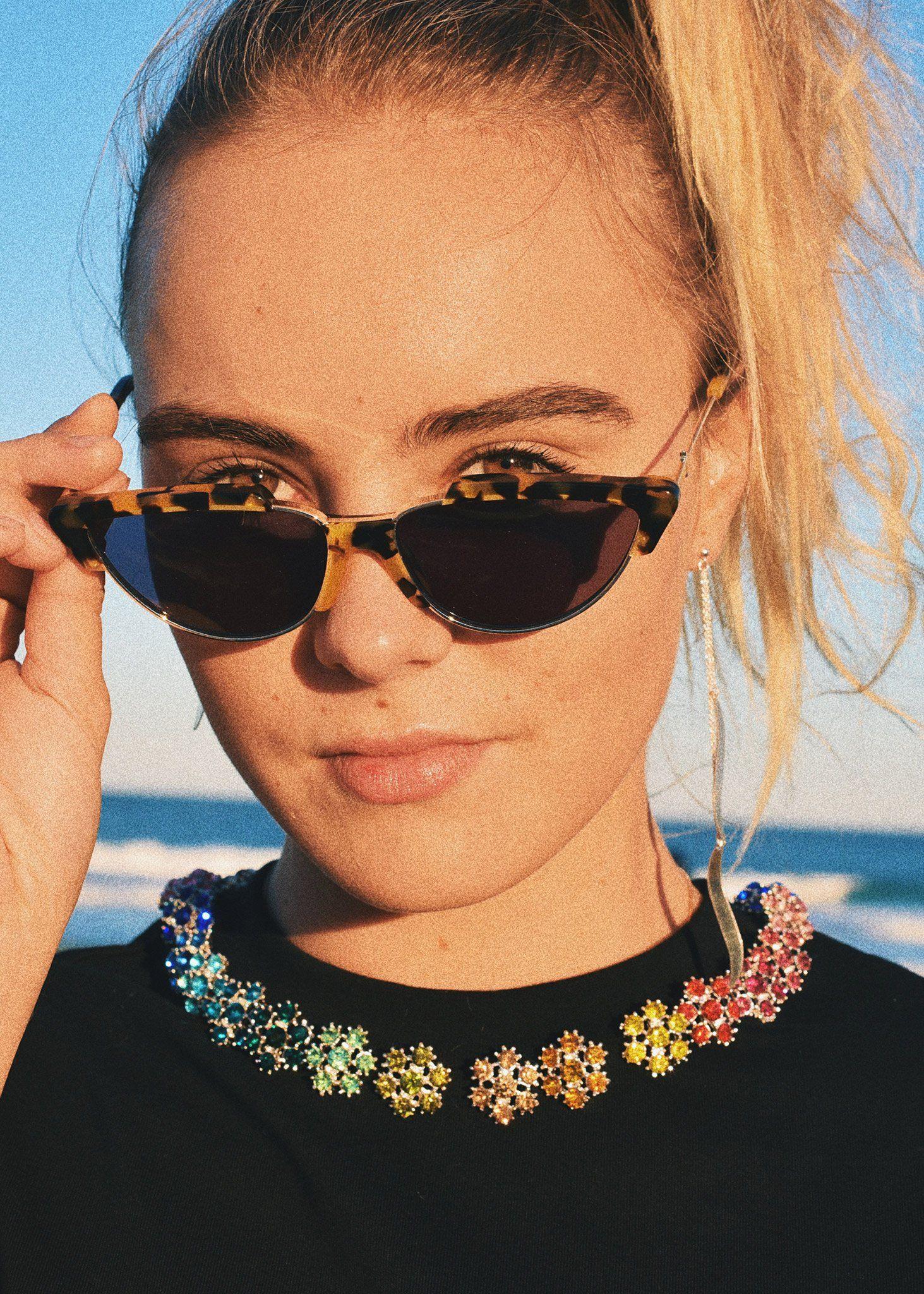 5d28002db58 Tropics Sunglasses by Karen Walker at Dead Pretty