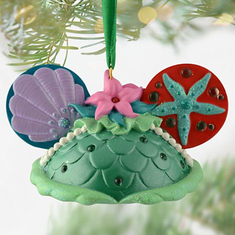 Under The Sea Christmas Ornaments