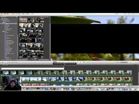 Cinematic film look iMovie tutorial | Film and Editing