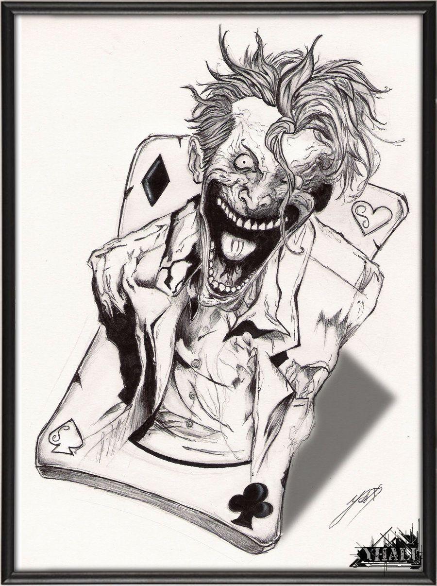 Deviantart Tattoo Designs Buscar Con Google Tattoo Joker