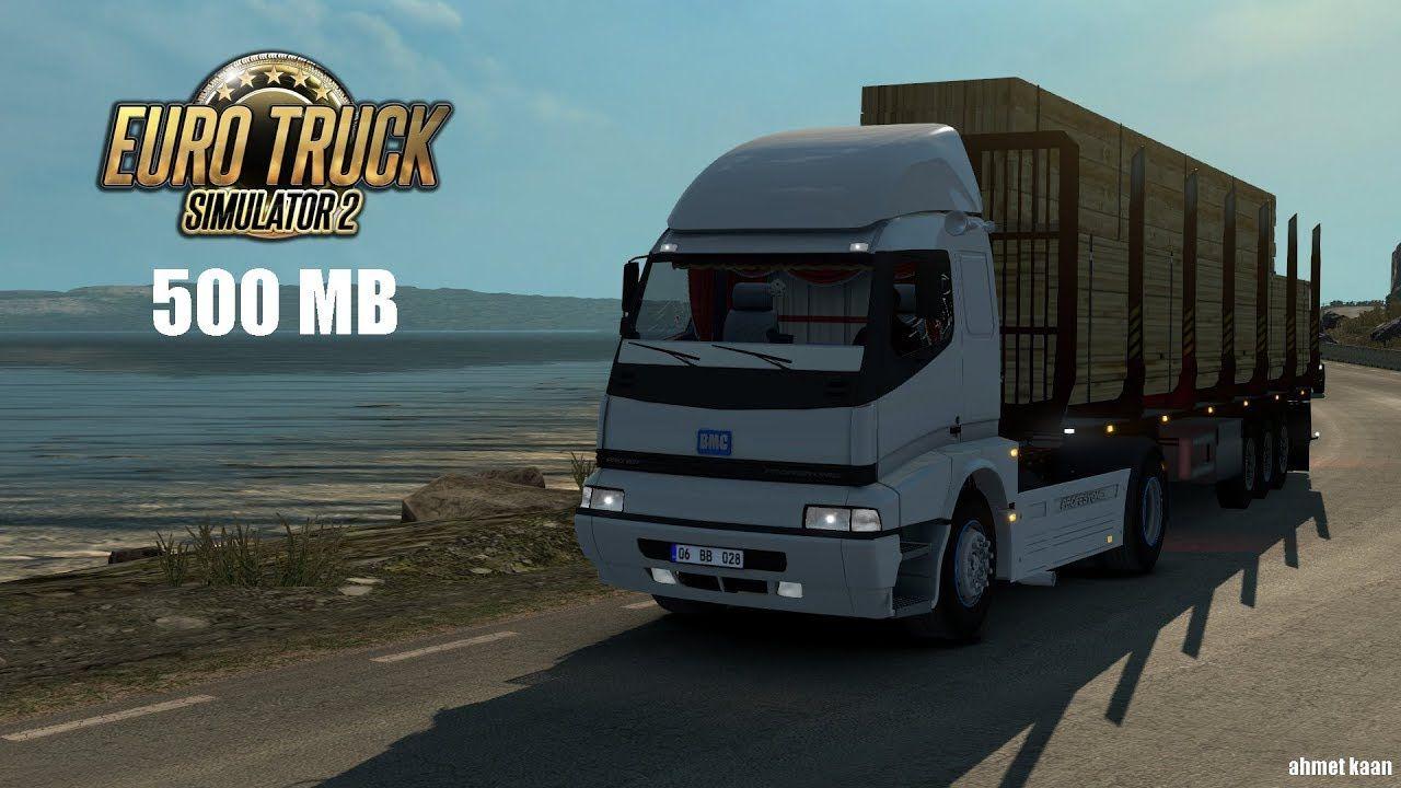 Euro Truck Simulator 2 Indir Full 500 Mb Euro Tirlar Yaya