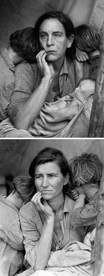 Photographer Recreates Iconic Portraits Using John Malkovich as His Model