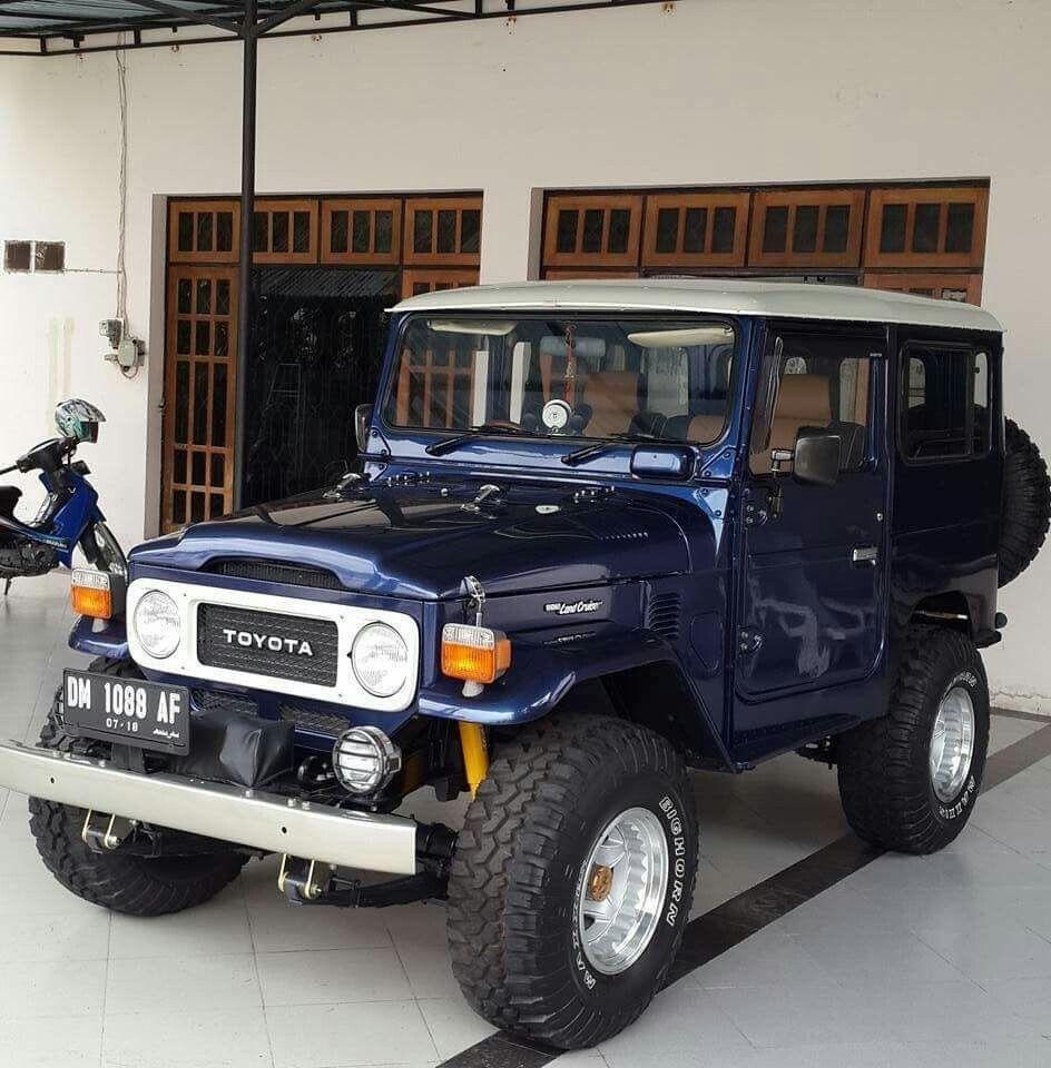 Pin de Diego Jimenez en Toyota Land Cruiser FJ's