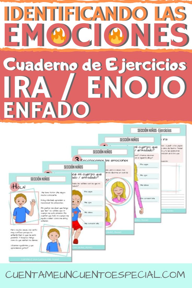 Cuadernos De Las Emociones Cuentame Un Cuento Especial Actividades De Autoestima Habilidades De Afrontamiento Educacion Emocional