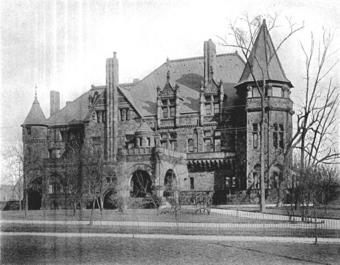 Cleveland Everett Mansion Owner Sylvester T Everett