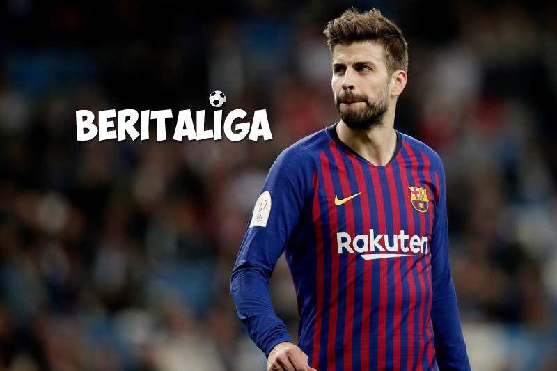 Ingin Pensiun Di Barcelona Gerard Pique Akan Pensiun Lebih Cepat Barcelona Bola Sepak Sepak Bola