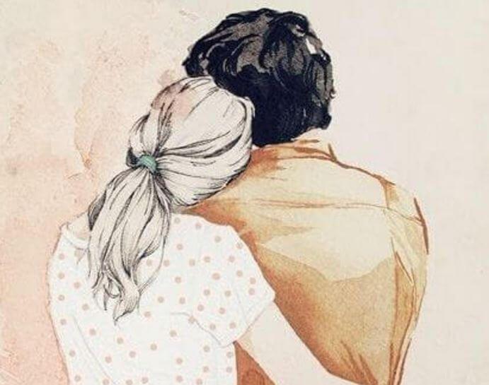 hombre y mujer abrazados - Yahoo Image Search Results | Pintura de pareja,  Ilustraciones, Cómo dibujar cosas