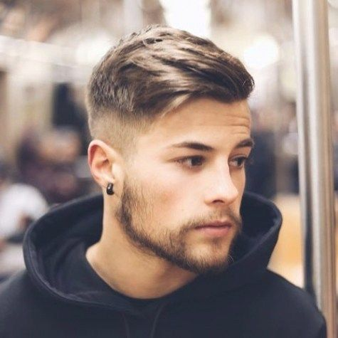 Inspirasi Model Rambut On Instagram What Do You Think Of This Hairstyle Credit Dm Me Pleas In 2020 Men Haircut Styles Young Mens Hairstyles Thick Hair Styles