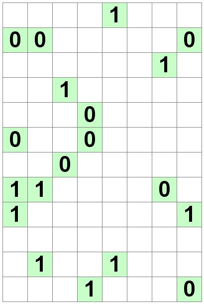 Number logic puzzle 26127 | Number Logic Puzzles | Logic
