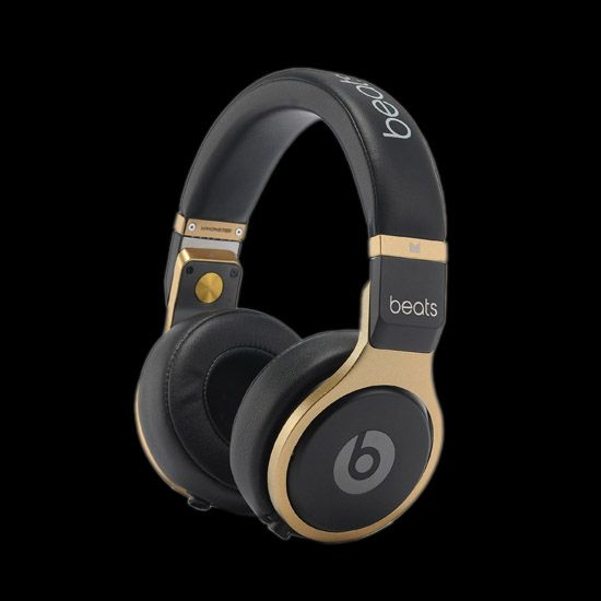 Beats By Dre Pro Special Edition Headphones Black Gold Beats By Dre Pro Special Edition Headphones Black Gold 15 Black Headphones Beats By Dre Gold Beats